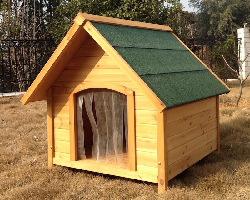 Quel type de niches est vraiment fait pour votre chien - Comment fabriquer une niche en bois pour chien ...